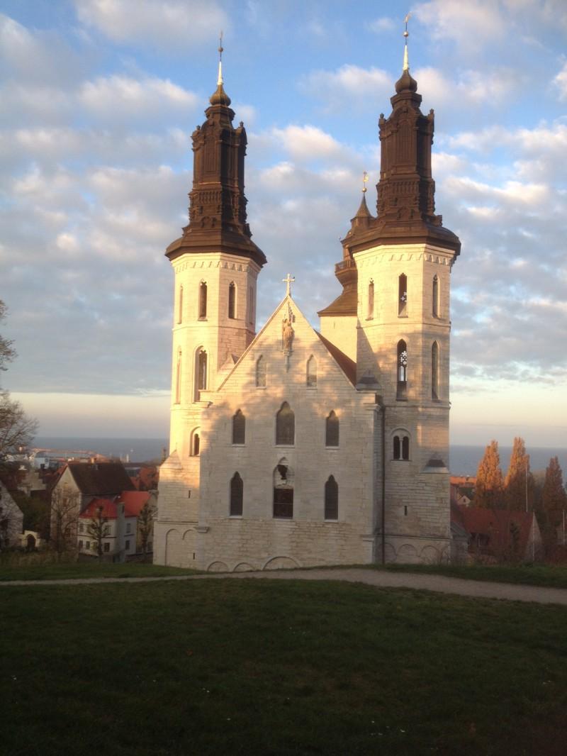 Domkirken i Visby
