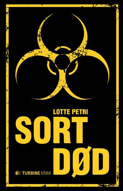 Lotte Petri: Sort død. Forlaget Turbine