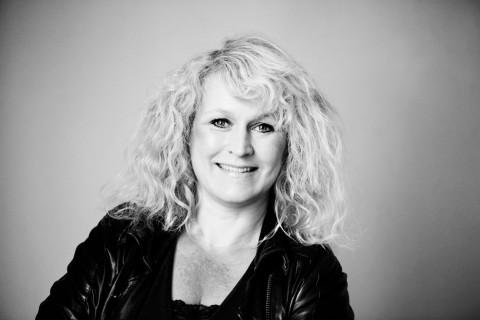 Lotte Petri, fotograferet af Hanne Fuglbjerg